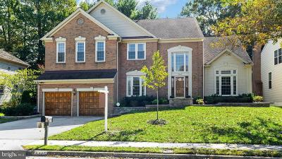 Fairfax Station Single Family Home For Sale: 9405 Braymore Circle