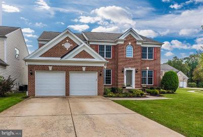 Frederick Single Family Home For Sale: 6303 Meandering Woods Court