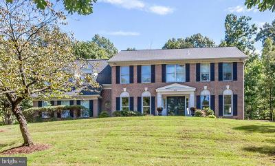 Oakton VA Single Family Home For Sale: $955,000