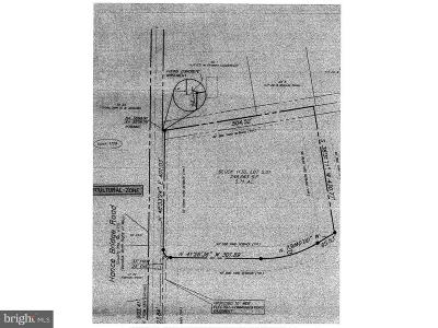 Millville Residential Lots & Land For Sale: 1395 Hance Bridge Road