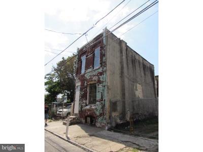 Philadelphia PA Townhouse Under Contract: $6,000