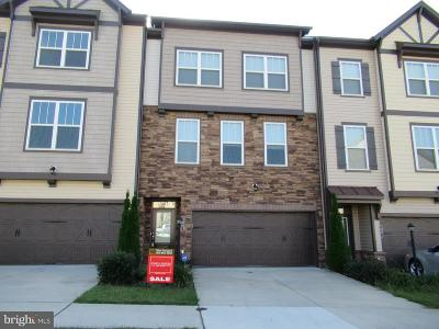 Fredericksburg City, Stafford County Townhouse For Sale: 20 Mica Way