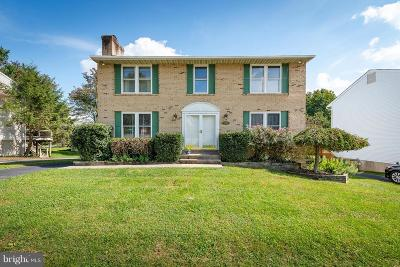 Owings Mills Single Family Home For Sale: 9219 Harvest Rush Road