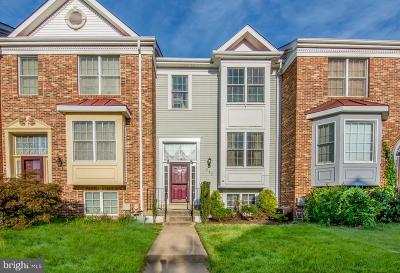 Odenton Townhouse For Sale: 282 Saint Michaels Circle