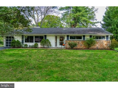 Exton Single Family Home For Sale: 125 Locust Lane