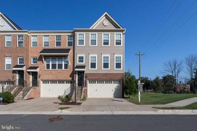 Chantilly Townhouse For Sale: 43488 Hopestone Terrace