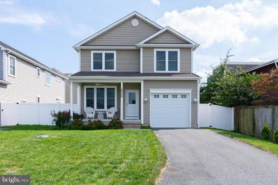 Rehoboth Beach Single Family Home For Sale: 38138 Terrace Road