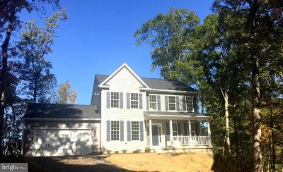 Spotsylvania Single Family Home Active Under Contract: 13006 Platoon Drive