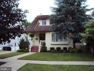 Pennsauken Single Family Home For Sale: 6714 Rogers Avenue