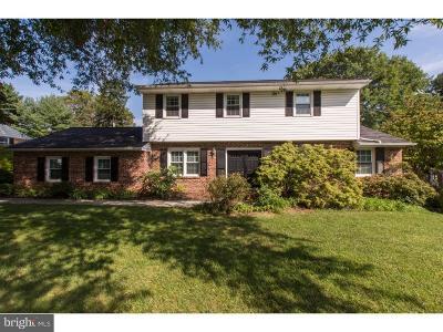 Hockessin Single Family Home For Sale: 155 Oldbury Drive