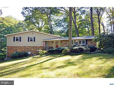 Wilmington Single Family Home For Sale: 3814 Valley Brook Drive