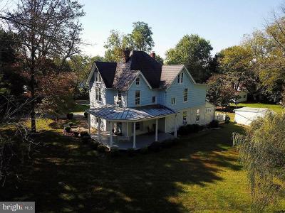 Ashton Single Family Home For Sale: 17920 New Hampshire Avenue