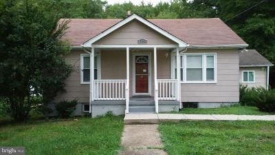 Upper Marlboro MD Single Family Home For Sale: $199,900