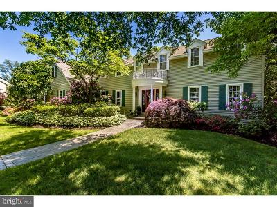 Moorestown Single Family Home For Sale: 524 Eaglebrook Drive