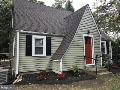 Downingtown Single Family Home For Sale: 509 W Uwchlan Avenue