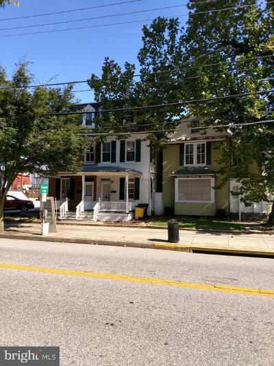 Westminster Single Family Home For Sale: 80 W Main Street