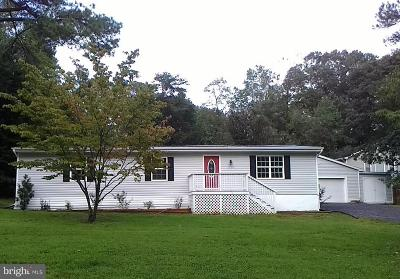 Charlotte Hall Single Family Home For Sale: 30380 White Drive