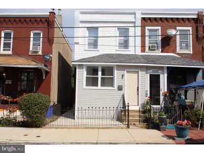 Single Family Home For Sale: 1305 S Hanson Street