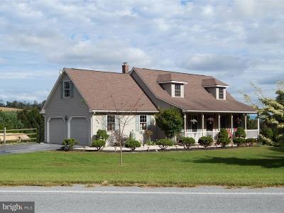 Reinholds Single Family Home For Sale: 2 Buck Run