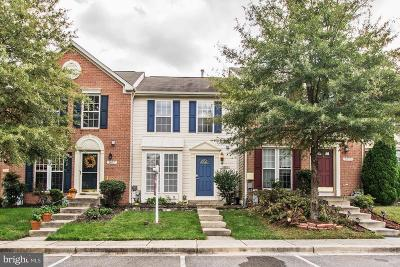 Odenton Townhouse For Sale: 2675 Rainy Spring Court