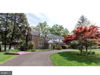 Bucks County Single Family Home For Sale: 116 Riverview Avenue