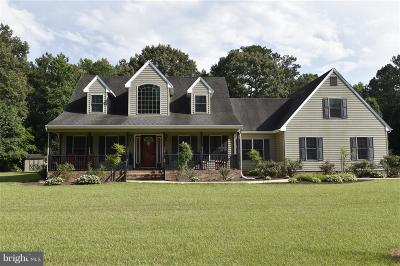 Snow Hill Single Family Home Under Contract: 6710 Apache Drive
