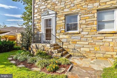 Alexandria Townhouse For Sale: 8 Masonic View Avenue