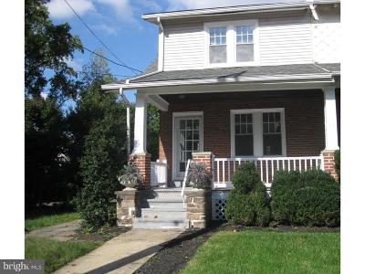 North Wales Single Family Home For Sale: 101 S 7th Street
