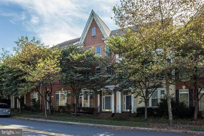 Rockville Townhouse For Sale: 1807 Piccard Drive