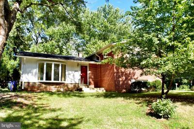 College Park Rental For Rent: 7401 Wellesley Drive