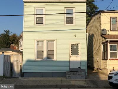 Gloucester City Single Family Home For Sale: 311 Jersey Avenue