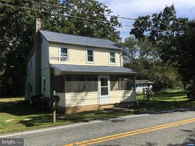 Rising Sun Single Family Home Under Contract: 209 Little New York Road