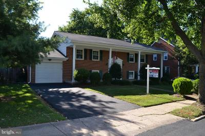 Frederick Single Family Home For Sale: 5 Jefferson Street