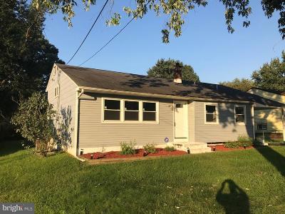 Wilmington DE Single Family Home For Sale: $235,000