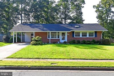 Centreville, Clifton Single Family Home For Sale: 14909 Ritchie Road