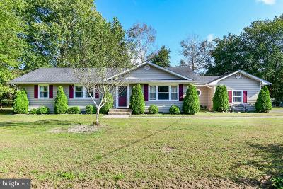 Bishopville Single Family Home For Sale: 12432 Dixie Drive