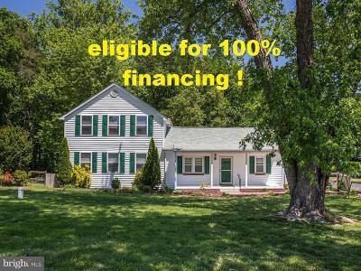 La Plata Single Family Home For Sale: 7338 Glen Albin Road