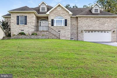 Single Family Home For Sale: 506 Crystal Lane