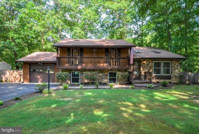 Spotsylvania Single Family Home For Sale: 10722 Cedar Post Lane