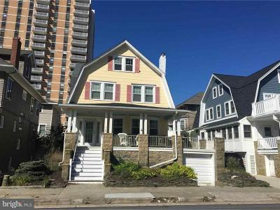 Atlantic County Single Family Home For Sale: 110 S Amherst Avenue