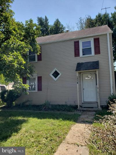 Landover MD Single Family Home Active Under Contract: $99,990