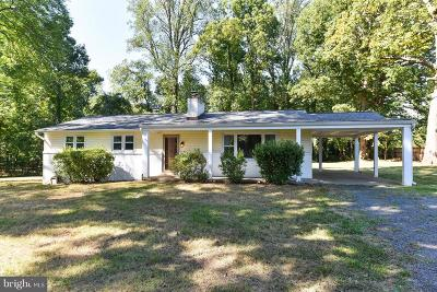 Great Falls VA Single Family Home For Sale: $669,000