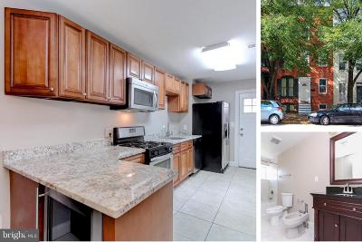 Federal Hill Townhouse For Sale: 1612 Charles Street S