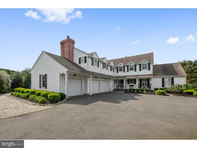 Cranbury Single Family Home For Sale: 54 Petty Road