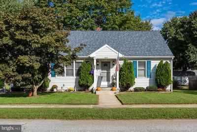 Bridgeville Single Family Home For Sale: 306 Edgewood Street