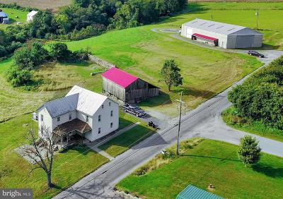 Perry County Multi Family Home For Sale: 207 Riverview Road