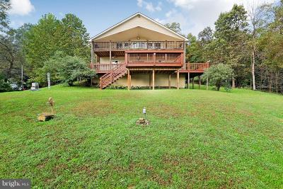 Winchester Single Family Home For Sale: 653 Lake Saint Clair Drive
