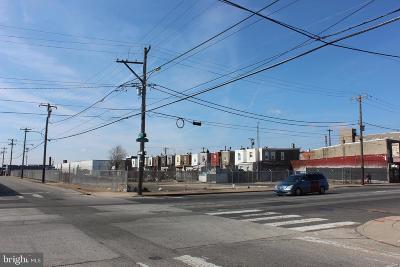 Philadelphia Residential Lots & Land For Sale: 2258 E Tioga Street