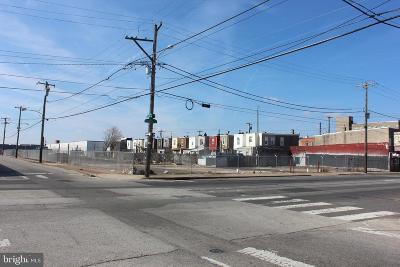 Philadelphia Residential Lots & Land For Sale: 3450 Tulip Street