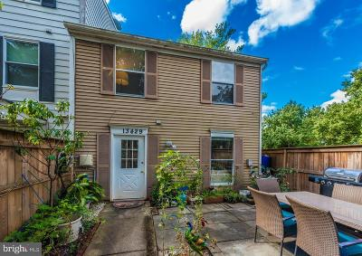Germantown MD Townhouse For Sale: $239,900